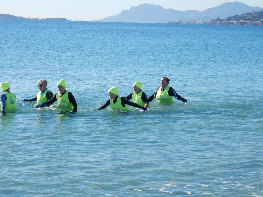 Longe côte entre Antibes 29