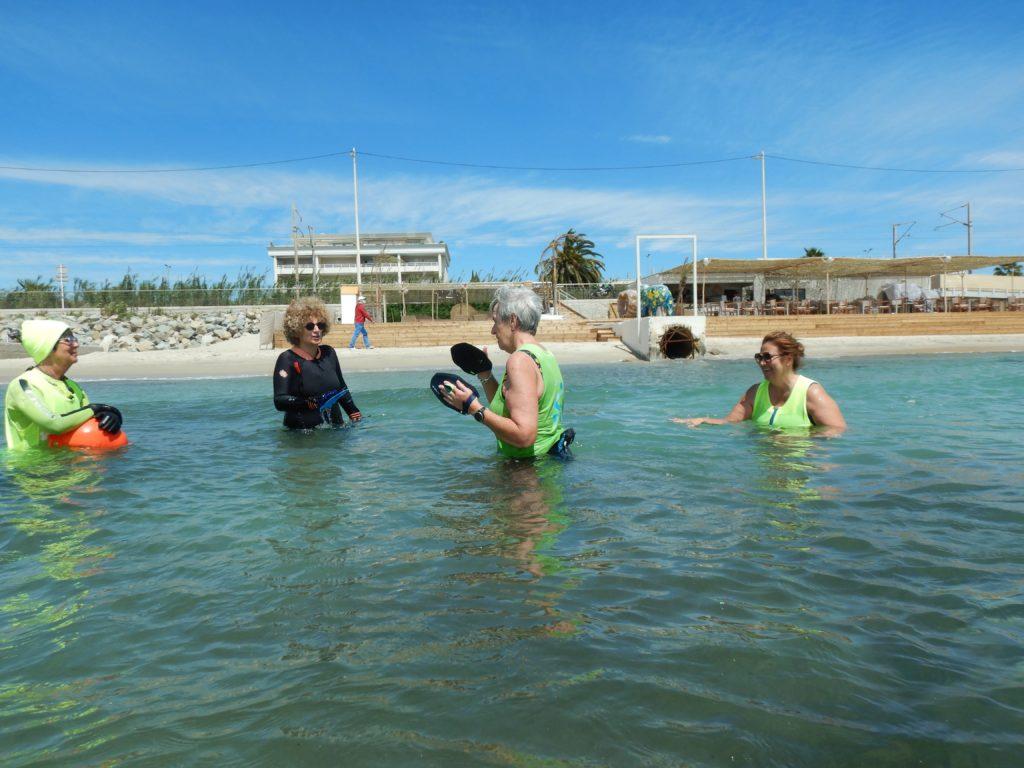 Longe côte entre Antibes 8