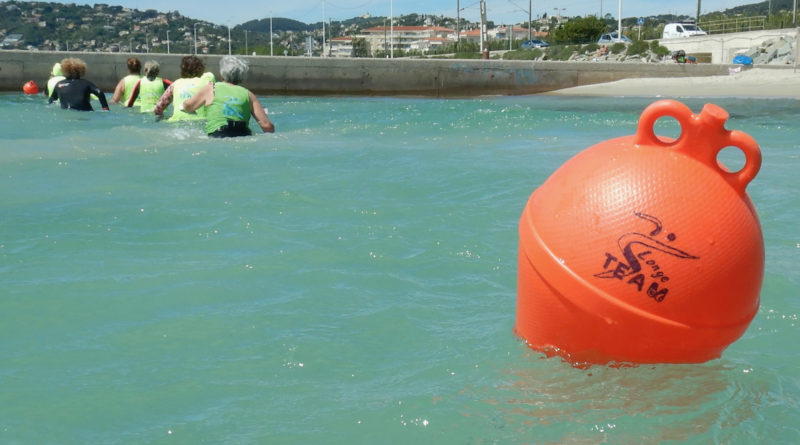 Longe côte Antibes 2